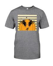 Quittin' Time Sunset Classic T-Shirt thumbnail