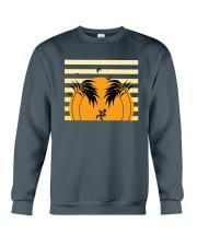 Quittin' Time Sunset Crewneck Sweatshirt thumbnail