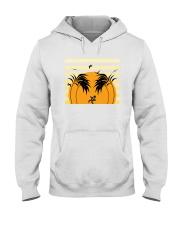 Quittin' Time Sunset Hooded Sweatshirt thumbnail