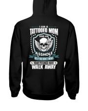I AM A TATTOOED MOM  Hooded Sweatshirt thumbnail