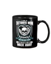 I AM A TATTOOED MOM  Mug thumbnail
