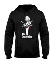 Cthulhu Hooded Sweatshirt thumbnail