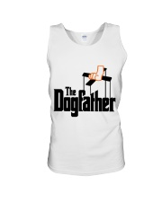 The Dogfather Unisex Tank thumbnail