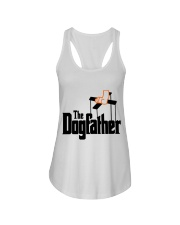 The Dogfather Ladies Flowy Tank thumbnail