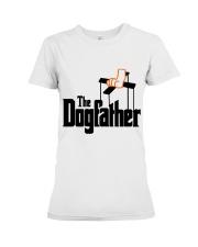 The Dogfather Premium Fit Ladies Tee thumbnail