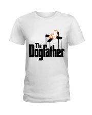 The Dogfather Ladies T-Shirt thumbnail