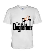 The Dogfather V-Neck T-Shirt thumbnail