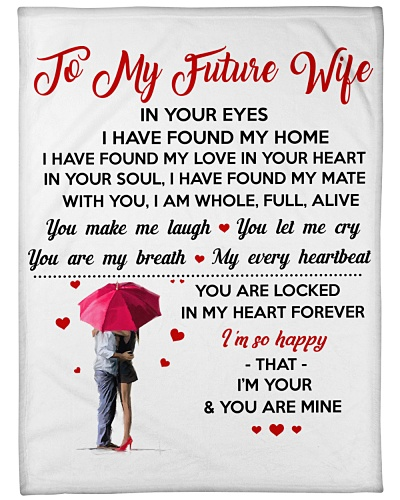 My future wife - fiancee - in your eyes
