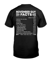 November Guy Classic T-Shirt thumbnail