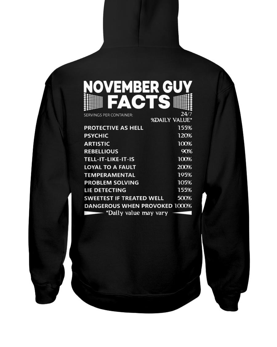November Guy Hooded Sweatshirt