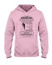 Make it the meaningful message to your husband Hooded Sweatshirt tile