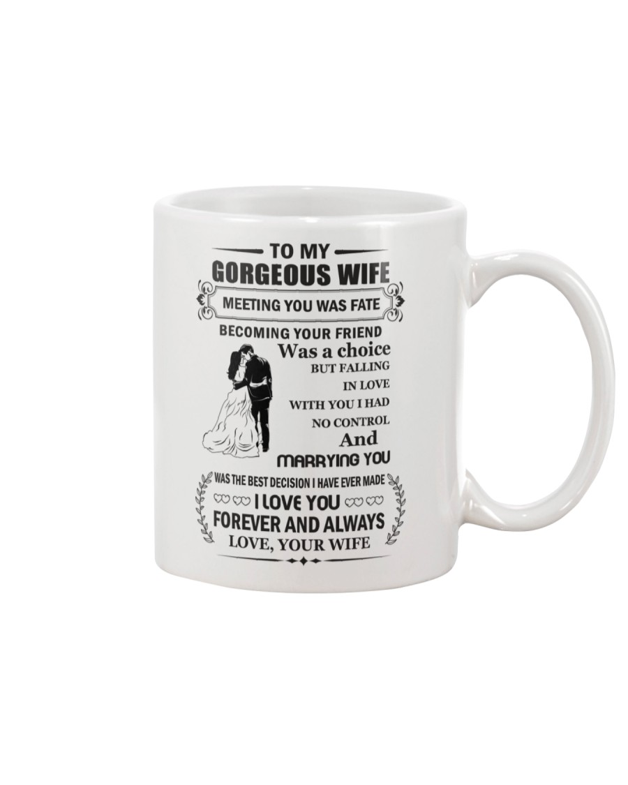 Make it the meaningful message to your husband Mug