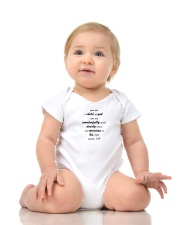 Make it the meaningful message to your children Onesie lifestyle-onesie-front-2