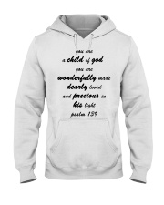 Make it the meaningful message to your children Hooded Sweatshirt thumbnail