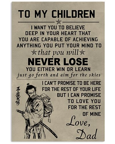 Make it the meaningful message to your children