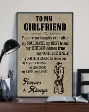 Make it the meaningful message to your girlfriend 11x17 Poster lifestyle-poster-2