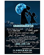 H6 Family poster - Grandmother to granddaughter  11x17 Poster front