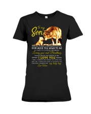 let it be one of your favours Premium Fit Ladies Tee thumbnail