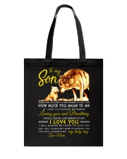 let it be one of your favours Tote Bag thumbnail