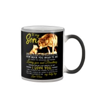 let it be one of your favours Color Changing Mug thumbnail