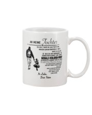 Make it the meaningful message to your daughter Mug thumbnail