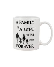Make it the meaningful message to your family Mug thumbnail