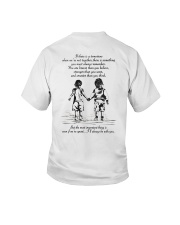 I will always be with you Youth T-Shirt thumbnail