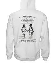 I will always be with you Hooded Sweatshirt thumbnail