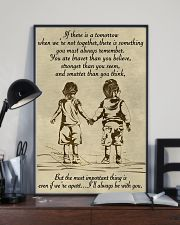 I will always be with you 11x17 Poster lifestyle-poster-2