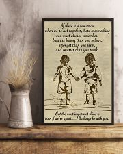 I will always be with you 11x17 Poster lifestyle-poster-3
