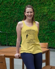 Make it the meaningful message to your wife Ladies Flowy Tank lifestyle-bellaflowy-tank-front-1