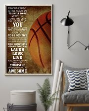 Let it be one of your favours 11x17 Poster lifestyle-poster-1