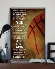Let it be one of your favours 11x17 Poster lifestyle-poster-2