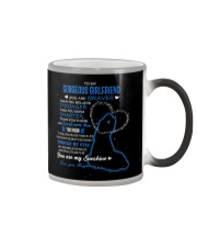 FAMILY MUG-BOYFRIEND TO GIRLFRIEND-YOU ARE BRAVER Color Changing Mug thumbnail