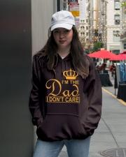 FML Hooded Sweatshirt lifestyle-unisex-hoodie-front-5
