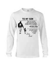 Make it the meaningful message to your children Long Sleeve Tee thumbnail