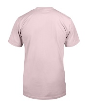 Make it the meaningful message to your wife Premium Fit Mens Tee back