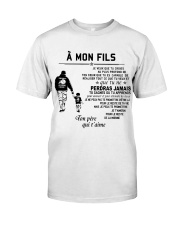 Make it the meaningful message to your son Premium Fit Mens Tee thumbnail