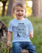Make it the meaningful message to your son Youth T-Shirt lifestyle-youth-tshirt-front-4