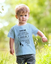 Make it the meaningful message to your son Youth T-Shirt lifestyle-youth-tshirt-front-5