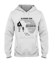 Make it the meaningful message to your son Hooded Sweatshirt thumbnail