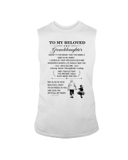 the meaningful message to your granddaughter Sleeveless Tee thumbnail