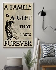 Make it the meaningful message to your family 16x24 Poster lifestyle-poster-1