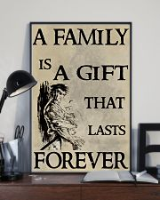 Make it the meaningful message to your family 16x24 Poster lifestyle-poster-2