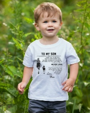 Make it the meaningful message to your son Youth T-Shirt lifestyle-youth-tshirt-front-3