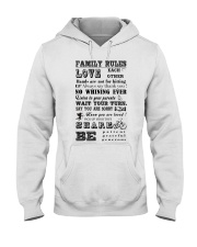 Make it the meaningful message to your family Hooded Sweatshirt thumbnail