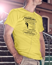 Make it the meaningful message to your Wife Premium Fit Mens Tee lifestyle-mens-crewneck-front-5