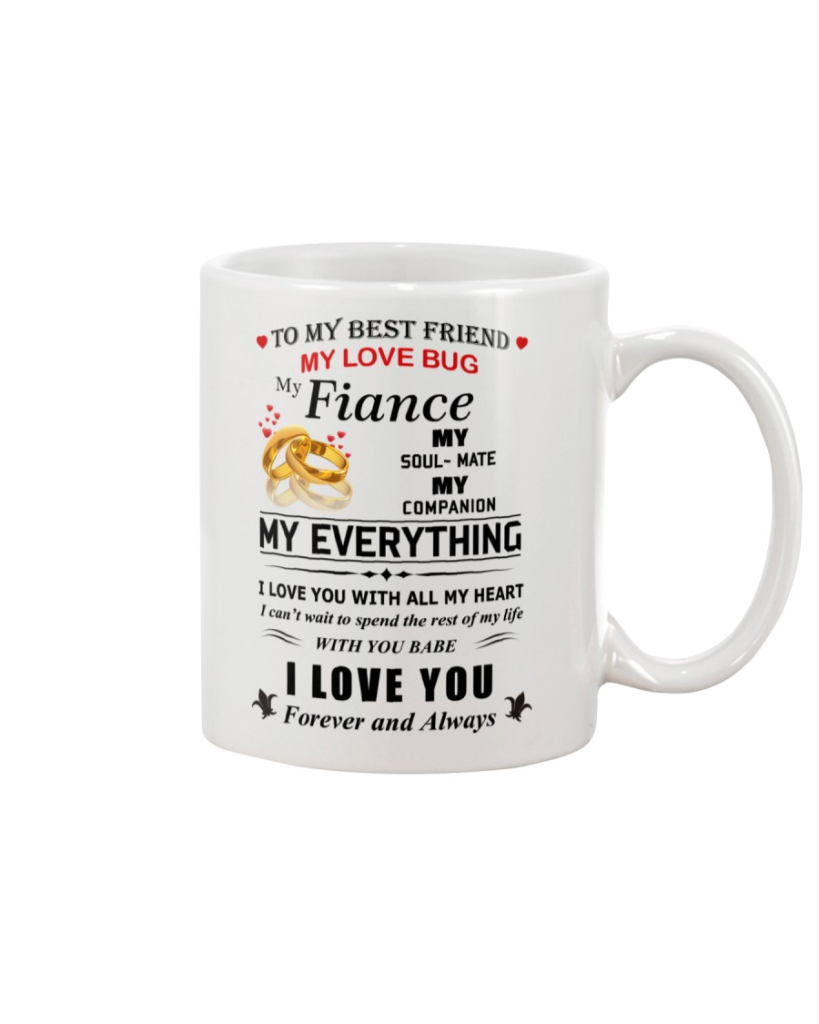 Make it the meaningful message to your best friend Mug