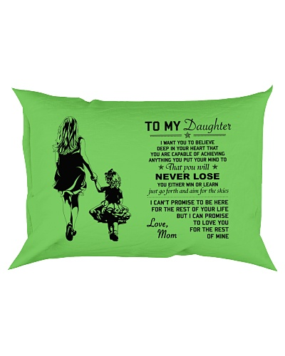 Make it the meaningful message to your daghter