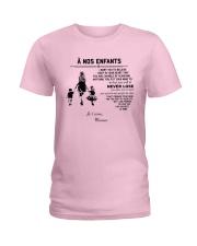 To my children ver FR Ladies T-Shirt thumbnail